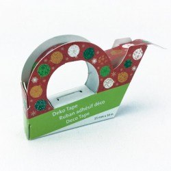 "Deco Tape ""Christmas Balls"""