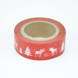 "Washi Tape ""Reindeer"""
