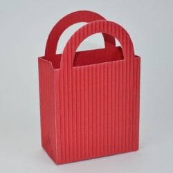"Bag with Handle ""Welle"""
