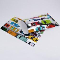 """10 Paper Bags """"Car"""""""