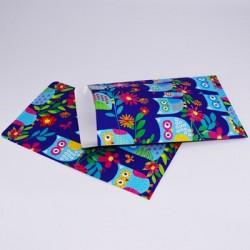 "10 Paper Bags ""Blue Owls"""