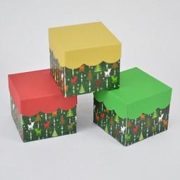 """3 Duo Box Small """"Weihnachten"""""""