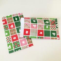 "10 Papierbeutel ""Christmas..."
