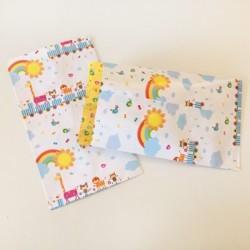 "10 Paper Bags ""Rainbow"""
