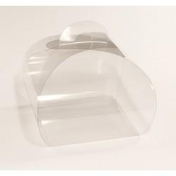 Tortina Transparent 7.5 cm