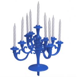 Kandelaber mit 9 Kerzen