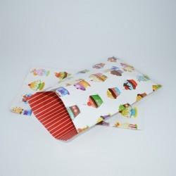 """10 Paper Bags """"Cupcakes"""""""