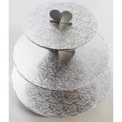 Cupcake-Etagere mit 3 Ebenen
