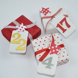 "Advent Calendar ""Square Box..."