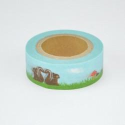 "Washi Tape ""Squirrel"""